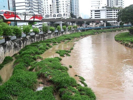 100 Days, 100 Ways: Take care of Malaysia's rivers!