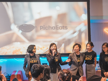Social Enterprise PichaEats Rebuilds Lives of Refugees
