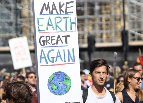 Top fashion labels still not taking climate commitments seriously, report claims