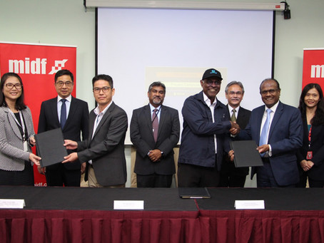 Cenergi Secures Green Club Facility Of Up To RM 100 Million from MIDF Amanah Investment Bank Berhad