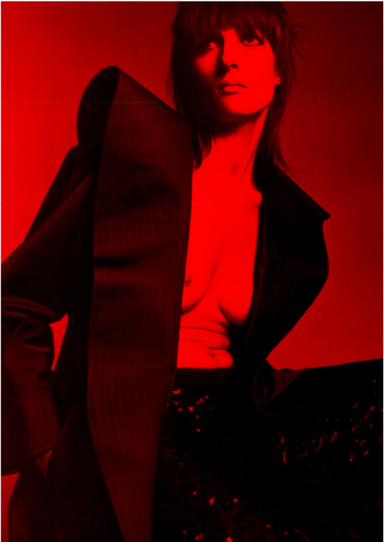 Nina Ricci. Exclusive : Veste «Ziggy». 2000