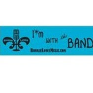 I am with the band sticker
