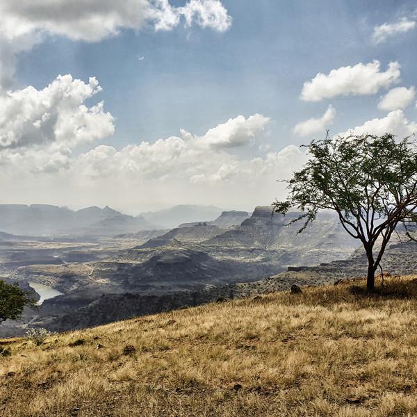 Tekeze Canyon, Northern Ethiopia