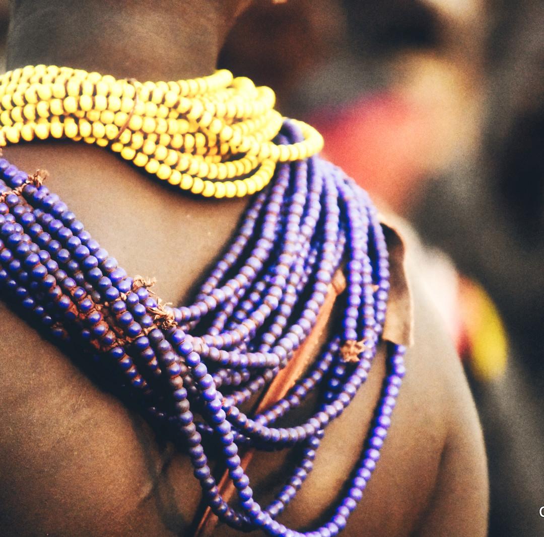 Kara Tribe, Omo Valley, Southern Ethiopia