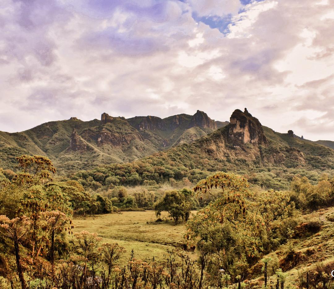 Bale Mountains, Ethiopia