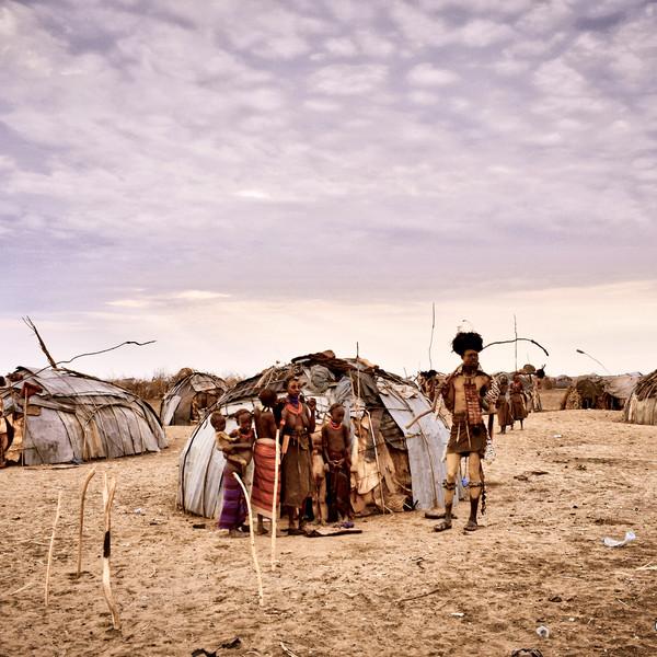 The Dassanech Tribe, Omo Valley, Ethiopia