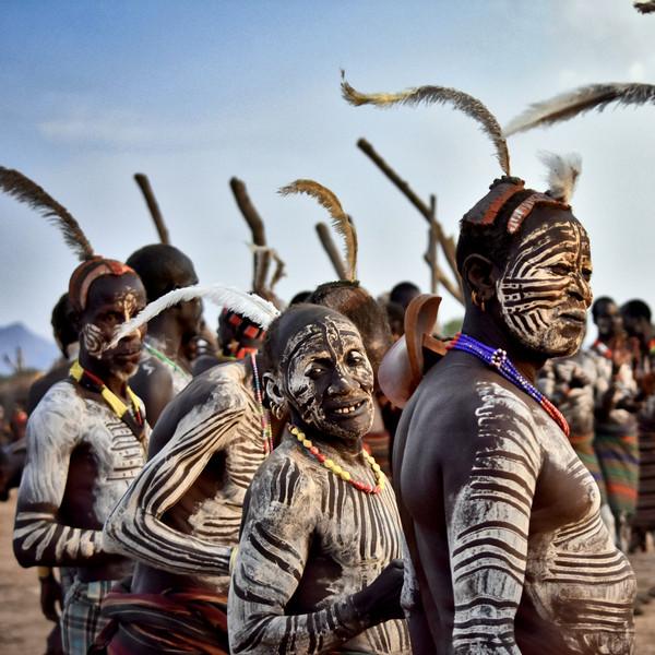 Kara Elders, Omo Valley, Southern Ethiopia