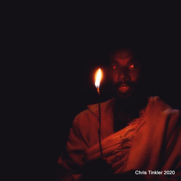 Light shines through Dark, Gheralta, Ethiopia
