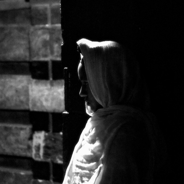 Shadows and Silence, Lalibela, Ethiopia