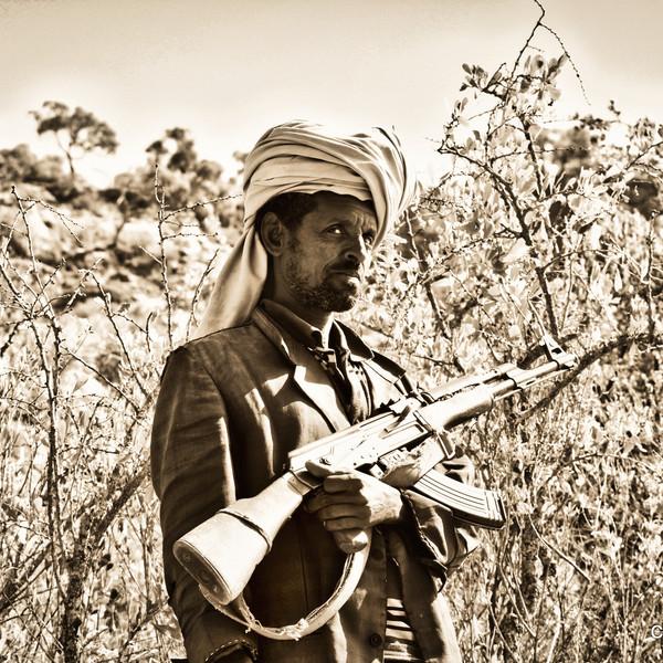The Guardian, Gheralta, Ethiopia