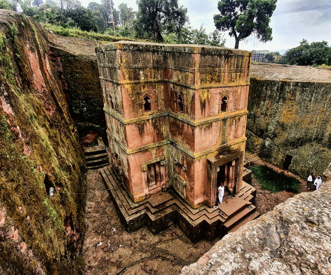 Church of St George, Lalibela, Ethiopia