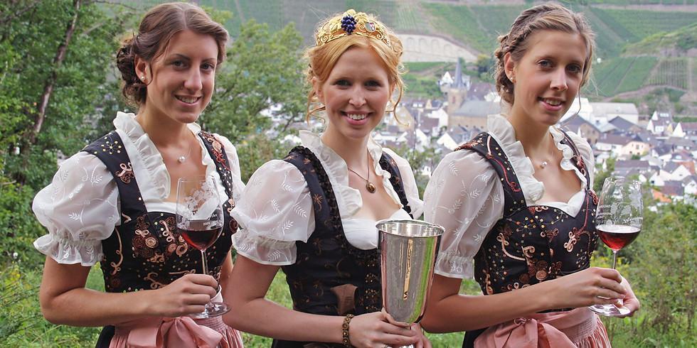 Vinprovning tema Tyskland