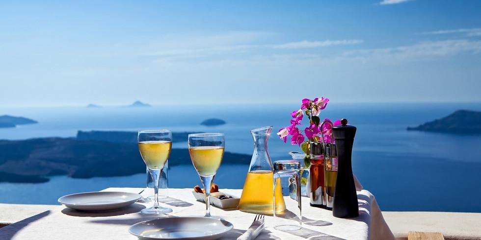 Vinprovning Grekland & Östra Medelhavet