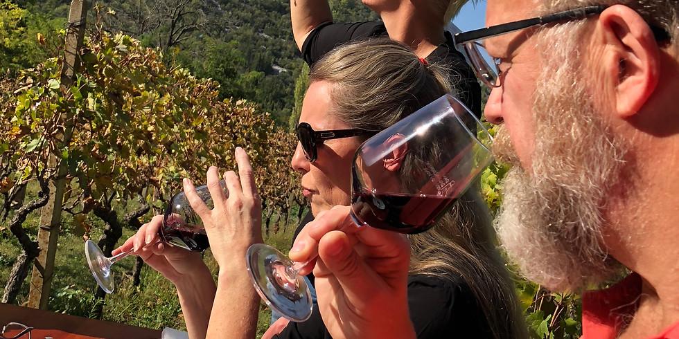 Vinprovning - Tema Kroatien med Triggollo!