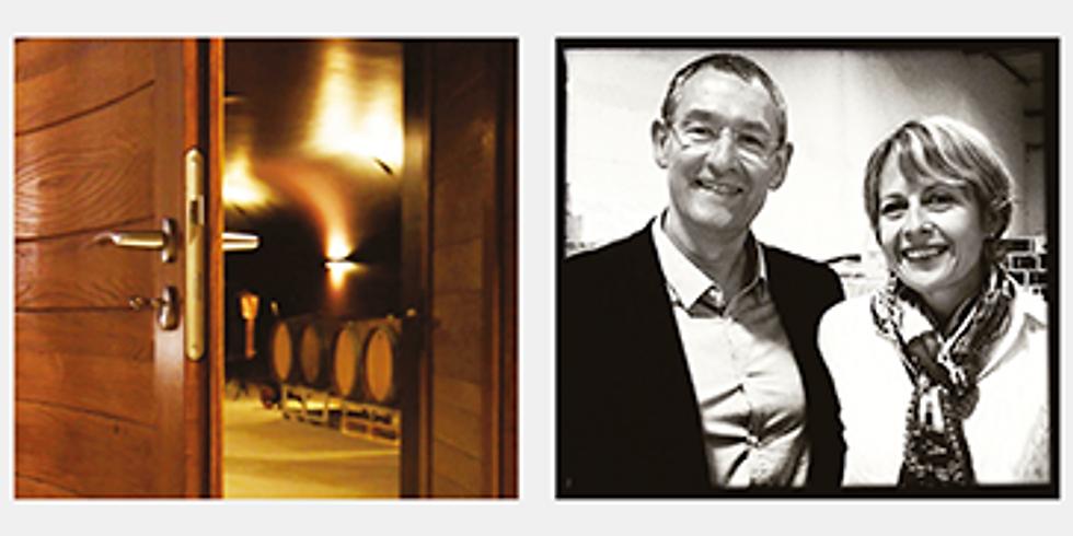 Winemakers dinner med Domaine Saint-Remy från Alsace!