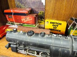 HO Trains
