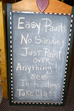 Chalk Clay Paint