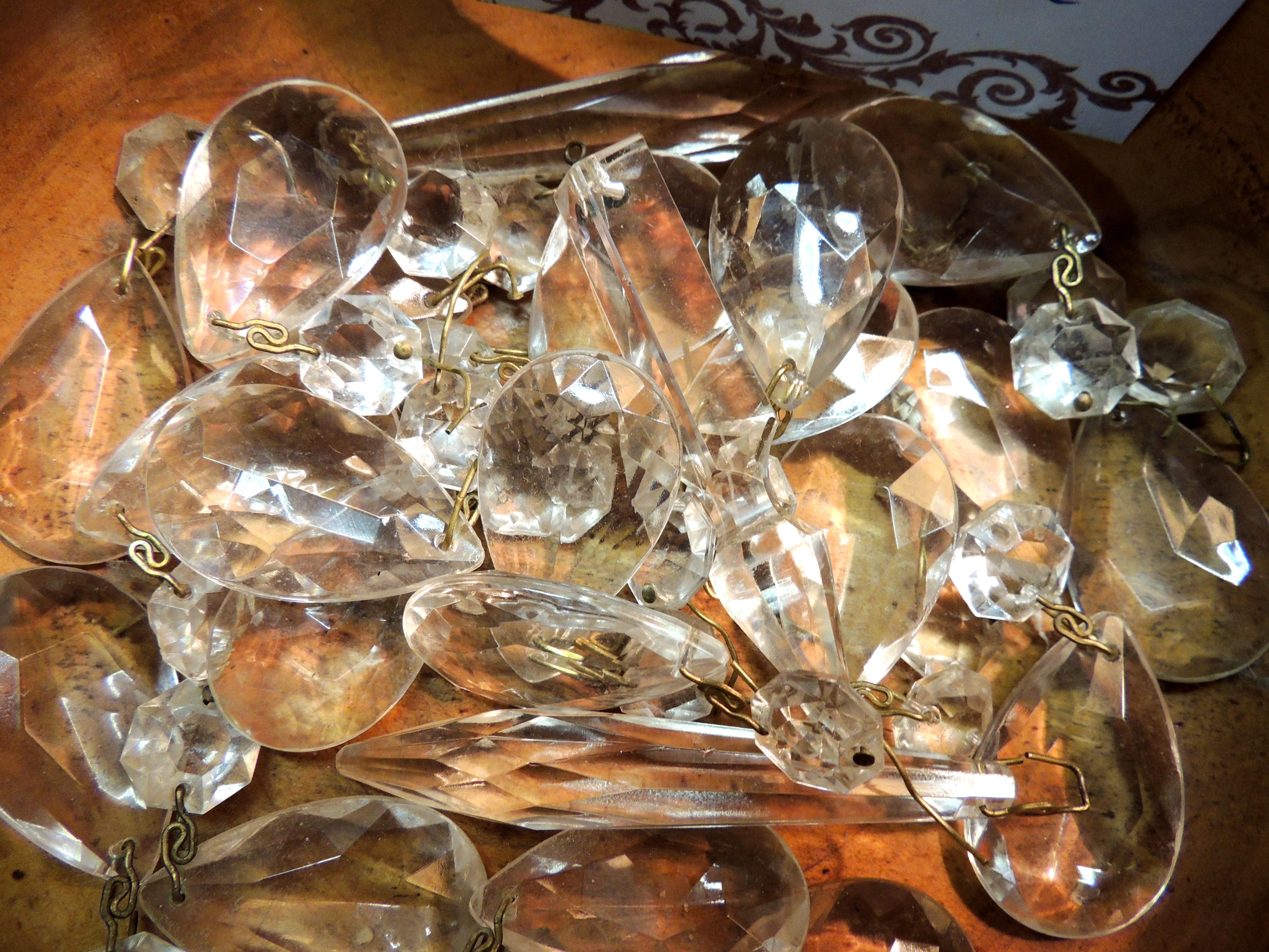 Chandelier Prisms