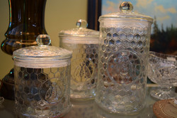 Bee Canisters