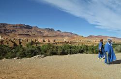 Tuareg in Marokko