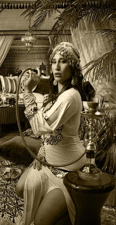 Golden age Malika danse