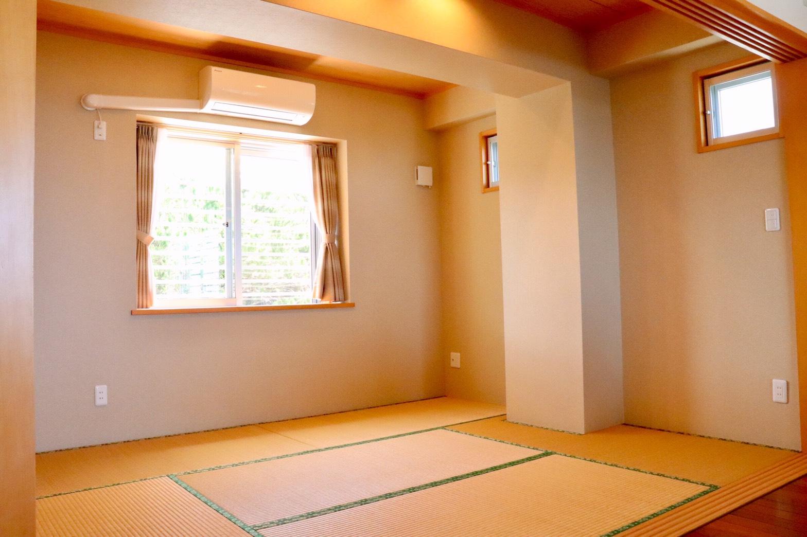 【3階 空 和室】