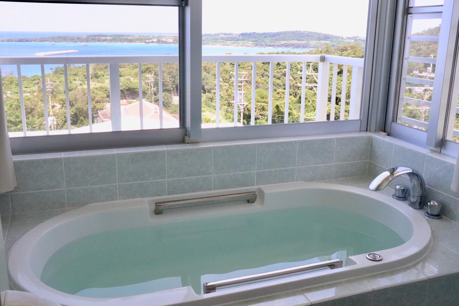 【3階 空 浴室】