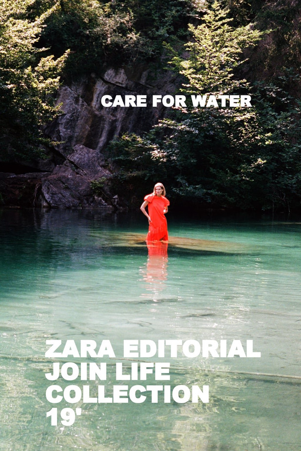 zara editorial join life collection 2019