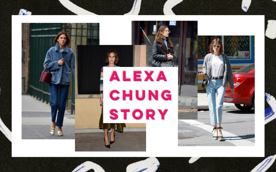 EFFORTLESS STYLE OF ALEXA CHUNG