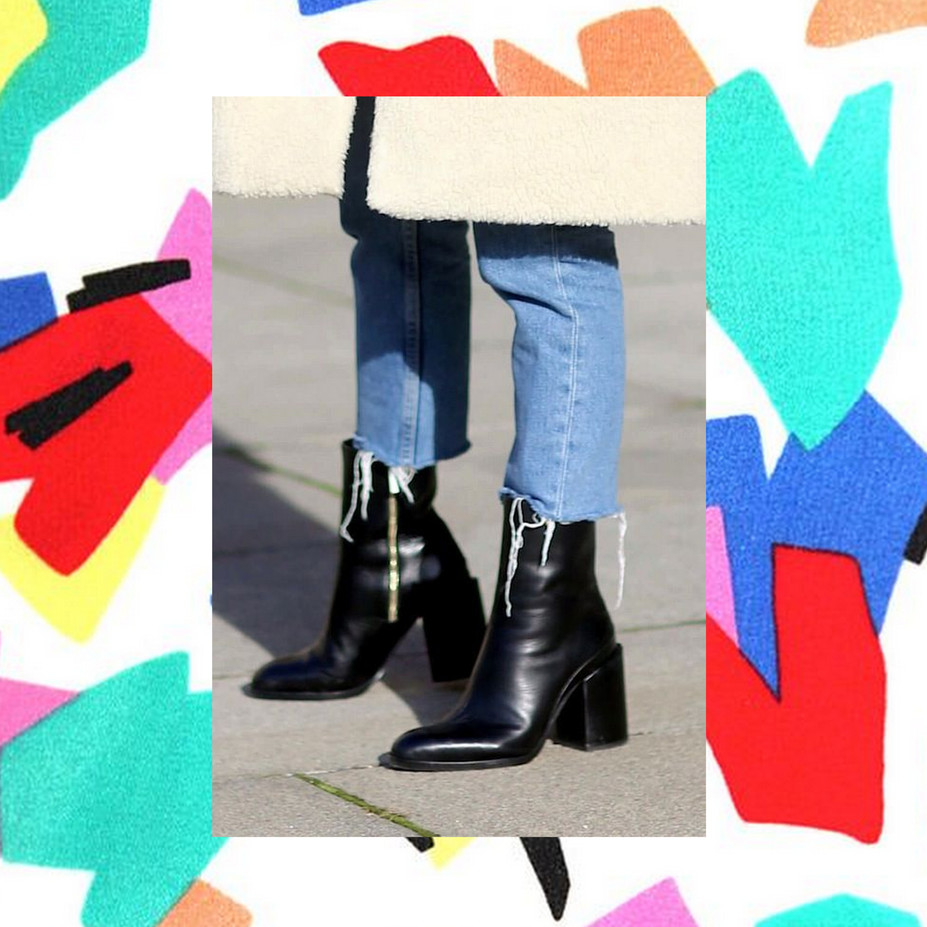 ANKLE BOOTS FEVER