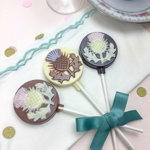 Thistle Lollipop