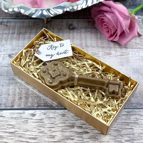 Chocolate Key to my Heart