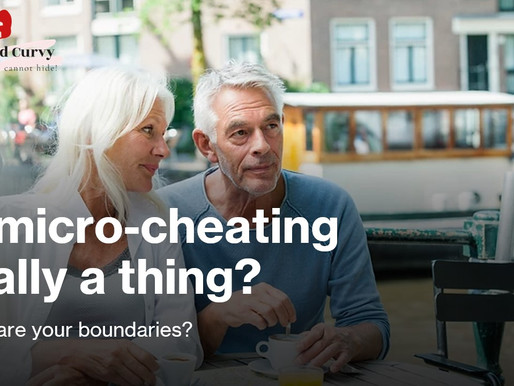 Is micro-cheating really a thing?