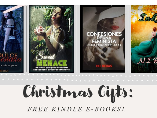 My Christmas Gift to you: ebooks!