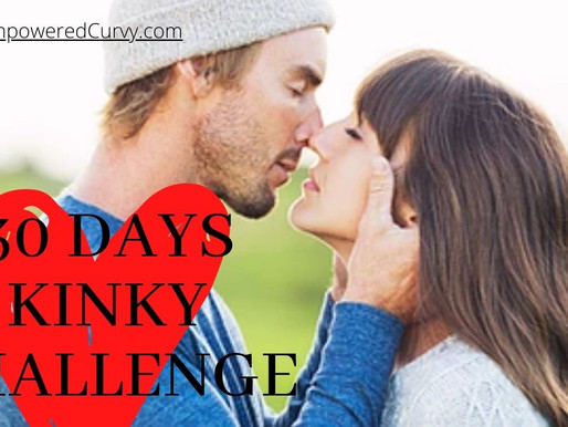 30 Days Kinky Challenge for Couples
