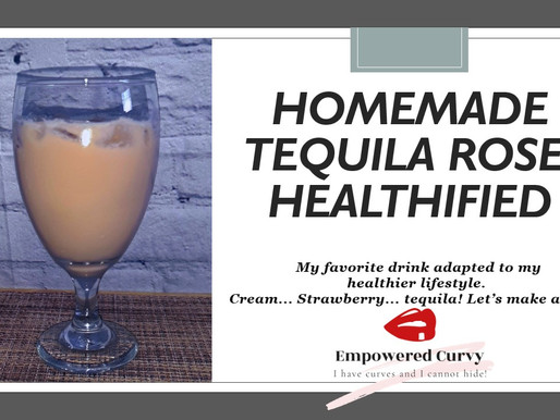 Tequila Rose Healthified
