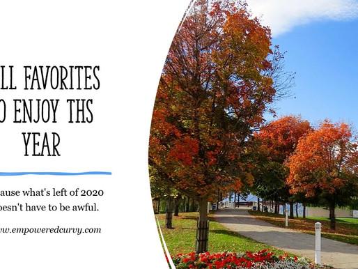 Favorite Fall Everything!