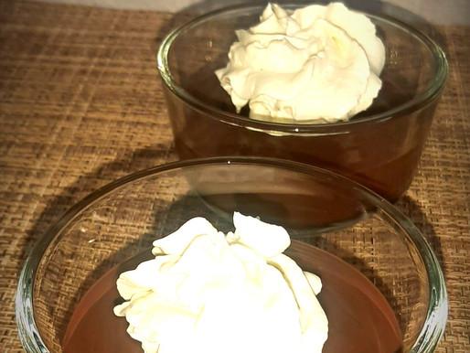 French Creme pots de chocolat'