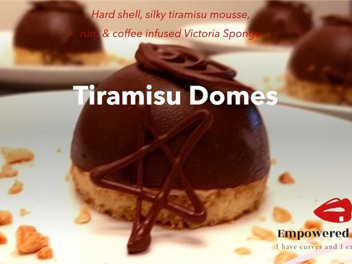 Tiramisu Domes!