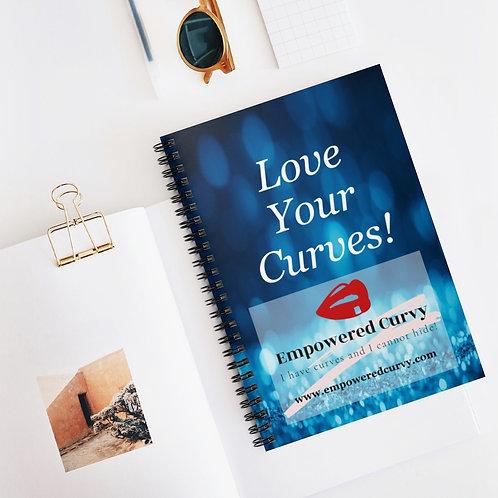 Motivational Spiral Notebook