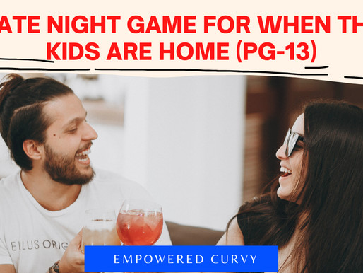 YOU OR ME? DATE NIGHT GAME FOR WHEN THE KIDS ARE HOME (PG-13)