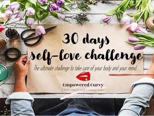 30 Days Self-Love Challenge To A Happier You