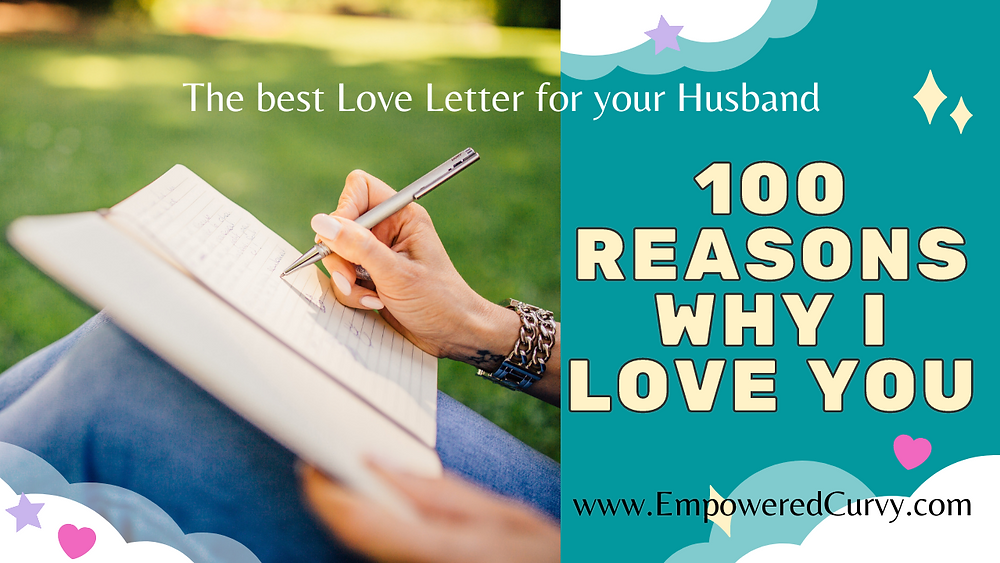 100 reasons to love you