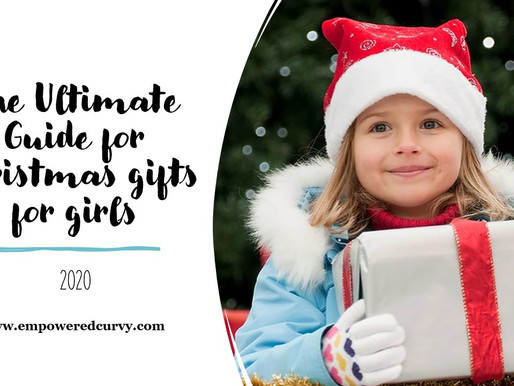 The ultimate 2020 Christmas gifts for Tween Girls!