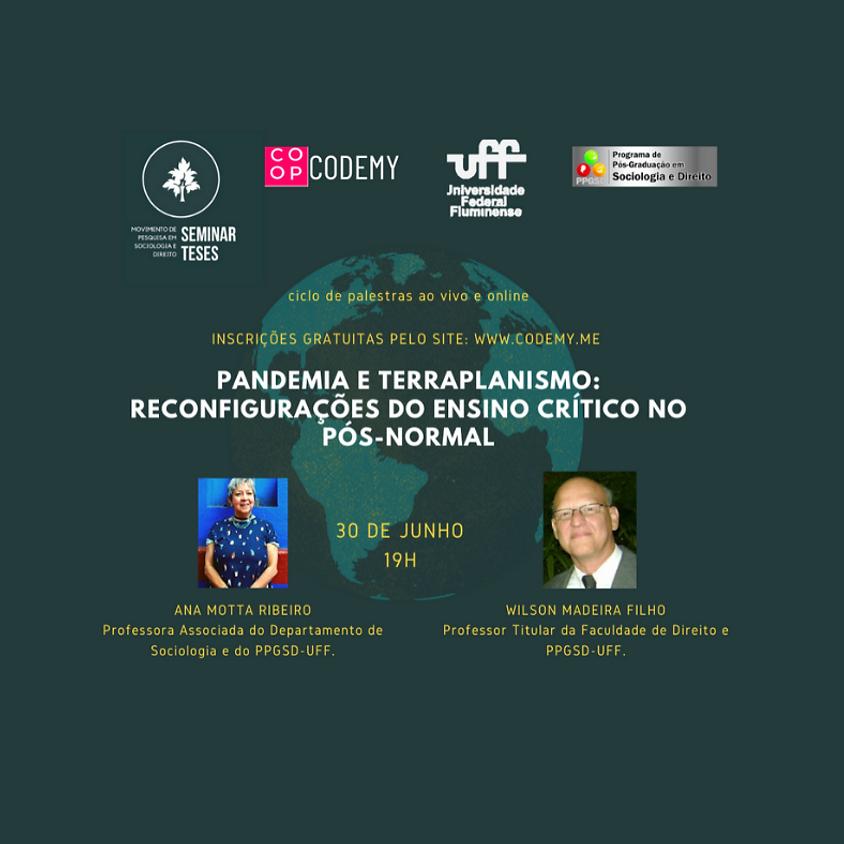 Pandemia e Terraplanismo: reconfigurações do ensino crítico pós-normal