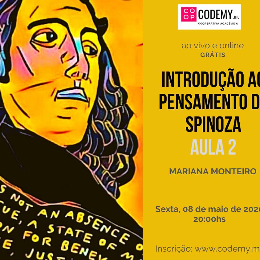 Introdução ao Pensamento de Spinoza (aula 2)