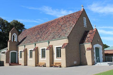 Wangaratta Lutheran Church