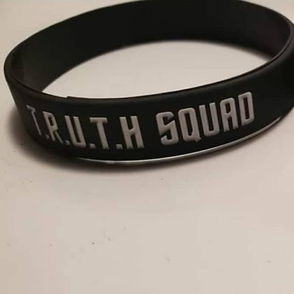 TRUTH Squad - Official Wristbands