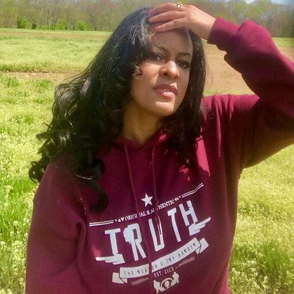 TRUTH Hoodie for Women