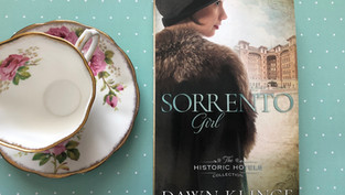 Interview with Dawn Klinge, Author of Sorrento Girl